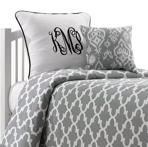 gray twin bedding 226 best gray dorm decor images on pinterest gray