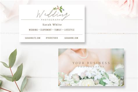 Free Wedding Business Cards Templates by Wedding Photographer Business Card Business Card