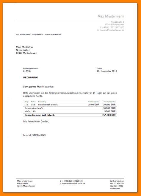Muster Rechnung Kfz 8 privatverkauf rechnung vorlage