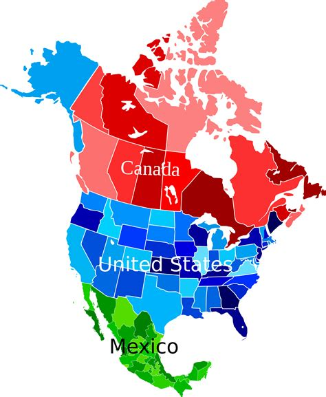 america map simple simple us map clipart best