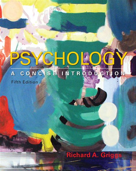 Management A Concise Introduction Isbn 9780230285354 psychology a concise introduction 9781464192166