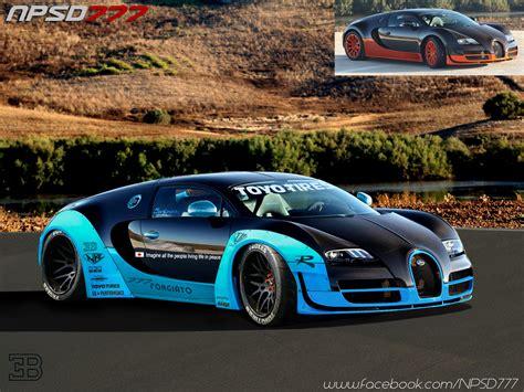 Garage Drawings by Lb Works Liberty Walk Bugatti Veyron Super Sport By Nps