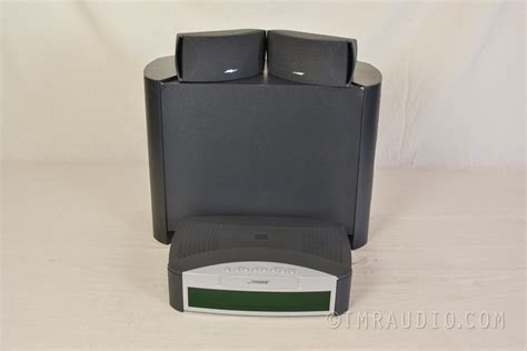 bose 321 3 2 1 home theater system the room