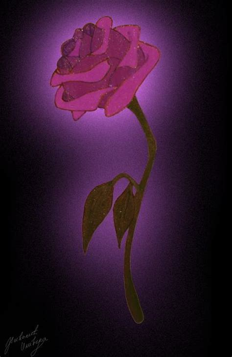 enchanted roses enchanted rose by enchantedbluerose on deviantart