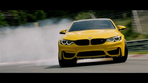 bmw  cs high performance coupe drifts