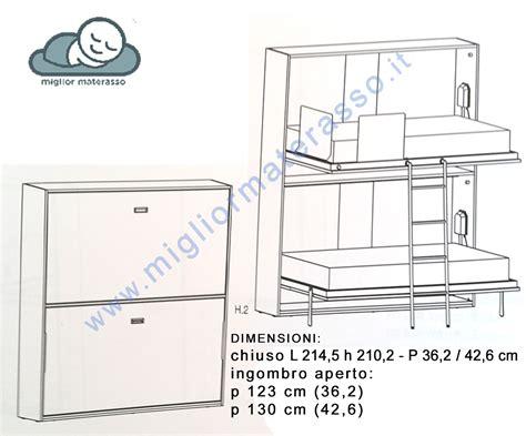 letto singolo misure standard dimensioni standard letto singolo