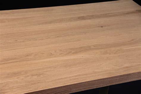 massivholz arbeitsplatte eiche arbeitsplatte k 252 chenarbeitsplatte massivholz eiche natur