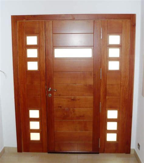 puerta de entrada madera im 225 genes de puertas de madera imagui