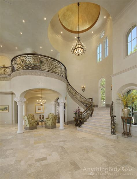 Floor And Decor Houston Tx by Elegant Staircase Mediterranean Staircase Houston