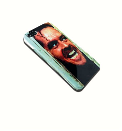 Hardcase Chanel Make Up Shining Cover Samsung Galaxy J1 Ace here s johnny the shining design iphone 4 4s iphone 5 5s