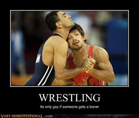Gay Wrestling Meme - sport thephilthyway
