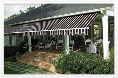sunbrella awnings for home how to build an awning do it yourself advice blog