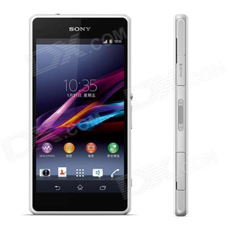Android Sony Ram 2gb sony xperia z1 m51w 4 3 quot android 4 3 wcdma bar