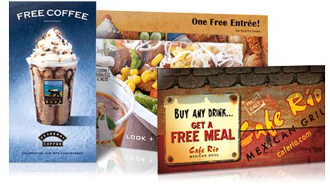 Restaurant Giveaways - restaurant mailings services for effective restaurant marketing with new mover lists