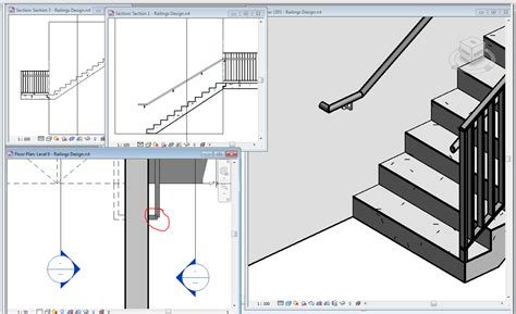 Auto Desk Design Review 2013 Railings Autodesk Community