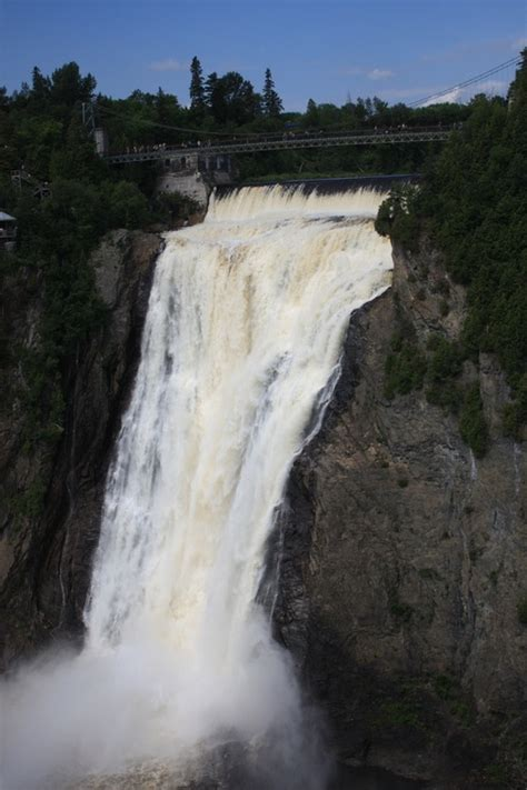 montmorency falls boat tour 17 best images about waterfalls i have visited on