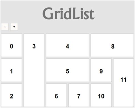 9 jquery drag drop grid layout plugins web graphic gridlist drag drop library for resizable and