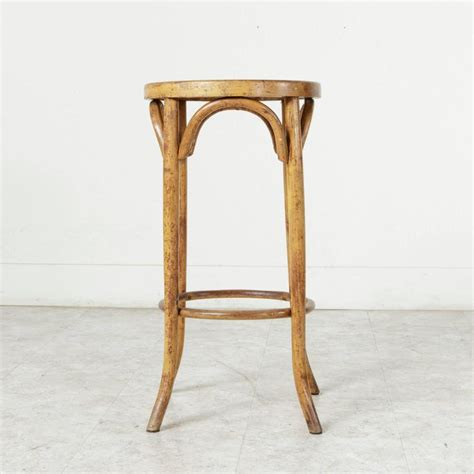 thonet bentwood bar stools early 20th century french bentwood bar stool thonet chair