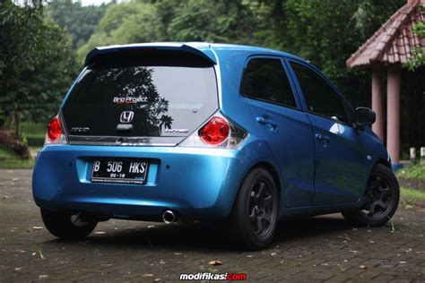 Lugnut Project Miu Pendek Biru brio project indonesia dd2 biru for harian