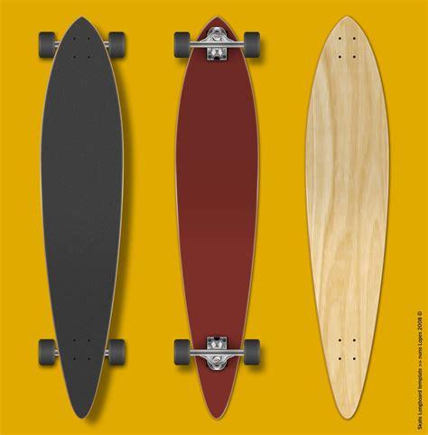 Longboard Design Template by Skate Longboard Design Shop Longboard Template