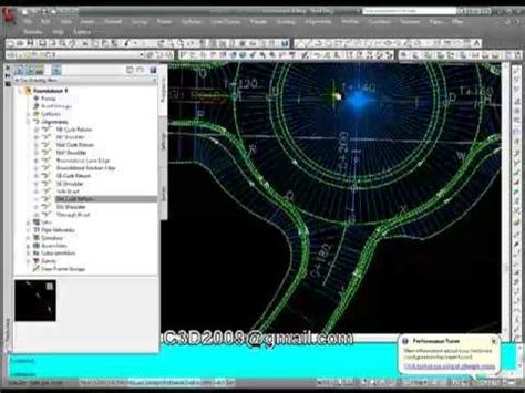 tutorial autocad civil 3d 2009 autocad civil 3d 2009 1 alignment overview 한국어 youtube