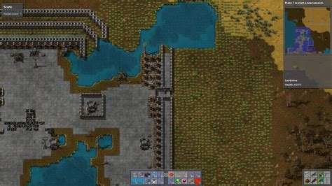 best turret defense factorio forums view topic best wall defense setup