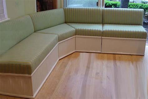 Wood Banquette by Residential Banquettes Wood Banquette Cityliving Design
