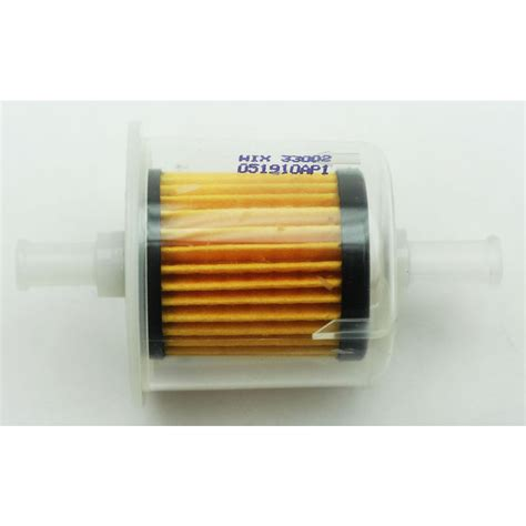 1965 1973 Mustang Fuel Filter All Inline Aftermarket