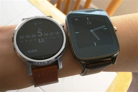 Asus Zenwatch 2 asus zenwatch 2 review specs price and more digital