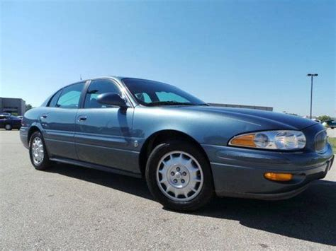 how to sell used cars 2001 buick lesabre regenerative braking purchase used 2001 buick lesabre in taylorsville indiana united states