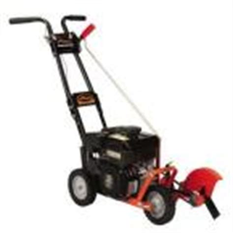 precision 169 cc gas walk wheeled edger