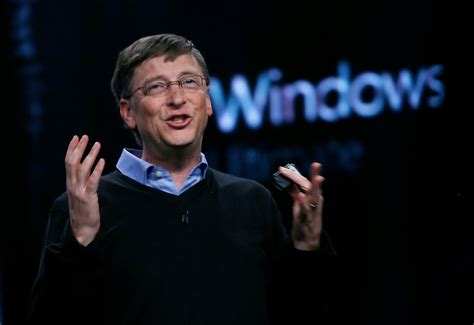 bill gates founder of microsoft biography bill gates launches microsoft windows vista operating