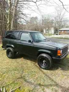 1990 Ford Bronco 2 Purchase Used 1990 Ford Bronco 2 In Jackson New Jersey