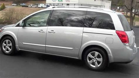 nissan quest rear for sale 2009 nissan quest 3 5s rear dvd ent stk