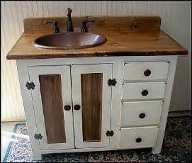 country style bathroom sinks rustic farmhouse vanity copper sink 42 bathroom