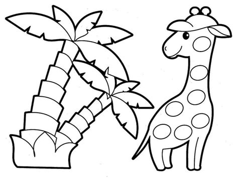 30 Animals Coloring Pages For Free Gianfreda Net Coloring Animals For