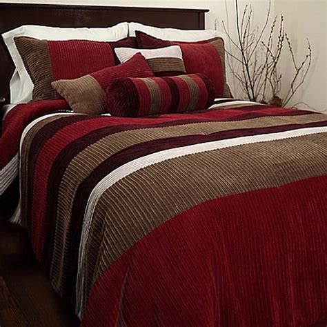 stripe bedding sets buy geo stripe 6 comforter set in from bed bath beyond