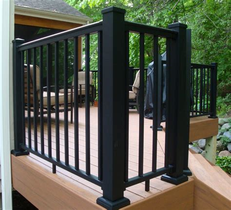 Aluminum Railing Systems Parts List