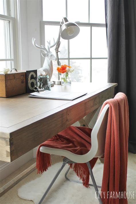 Office Desk In Master Bedroom 5 Tips For Getting The Look For Less My Caign Desk