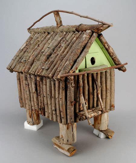 Cabanes A Oiseaux Patrons Et Modeles