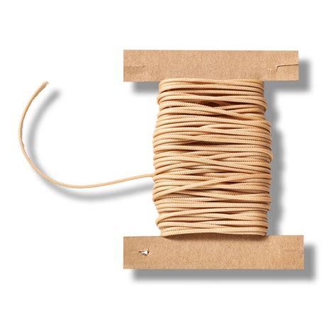 jalousien reparatur 10 meter schnur f 252 r jalousien beige 1 3 mm ersatzteil