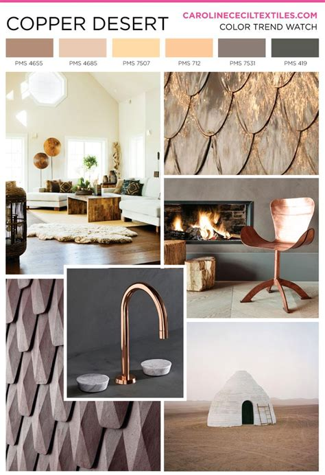 interior design color patterns 24 best images about trend ss17 18 on pinterest
