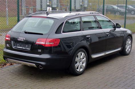 Audi A6 Allroad 3 0 Tdi by File Audi A6 Allroad Quattro 3 0 Tdi Phantomschwarz Heck