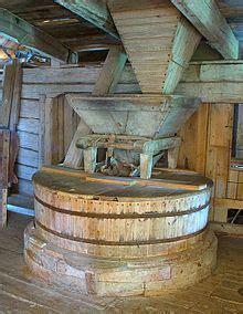 Wooden Soutern Grind mulino