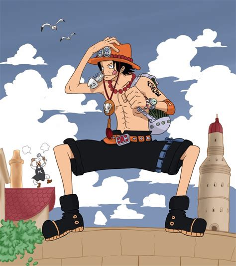 ace from one piece hurt like no other tattoos pinterest fact about my top anime boy portgas d ace hall of flames