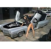 Raiders Lowrider Girl By SCreighton On