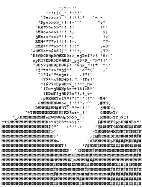 imagenes formadas por letras y simbolos figuras hechas de letras y simbolos