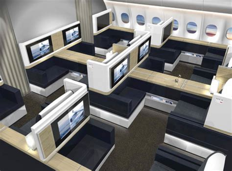 Swiss Airlines Interior by Swiss International Airlines The Best Luxury Airline