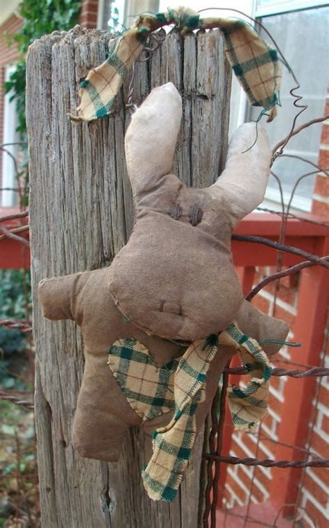 primitive moose doll ornament chr trees christmas