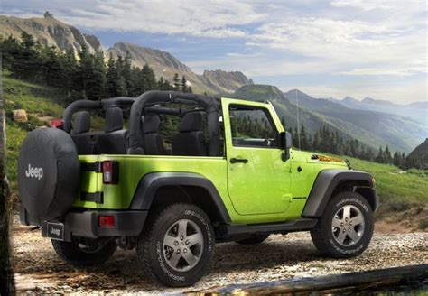 Jeep Wrangler Mountain by Jeep Wrangler Mountain
